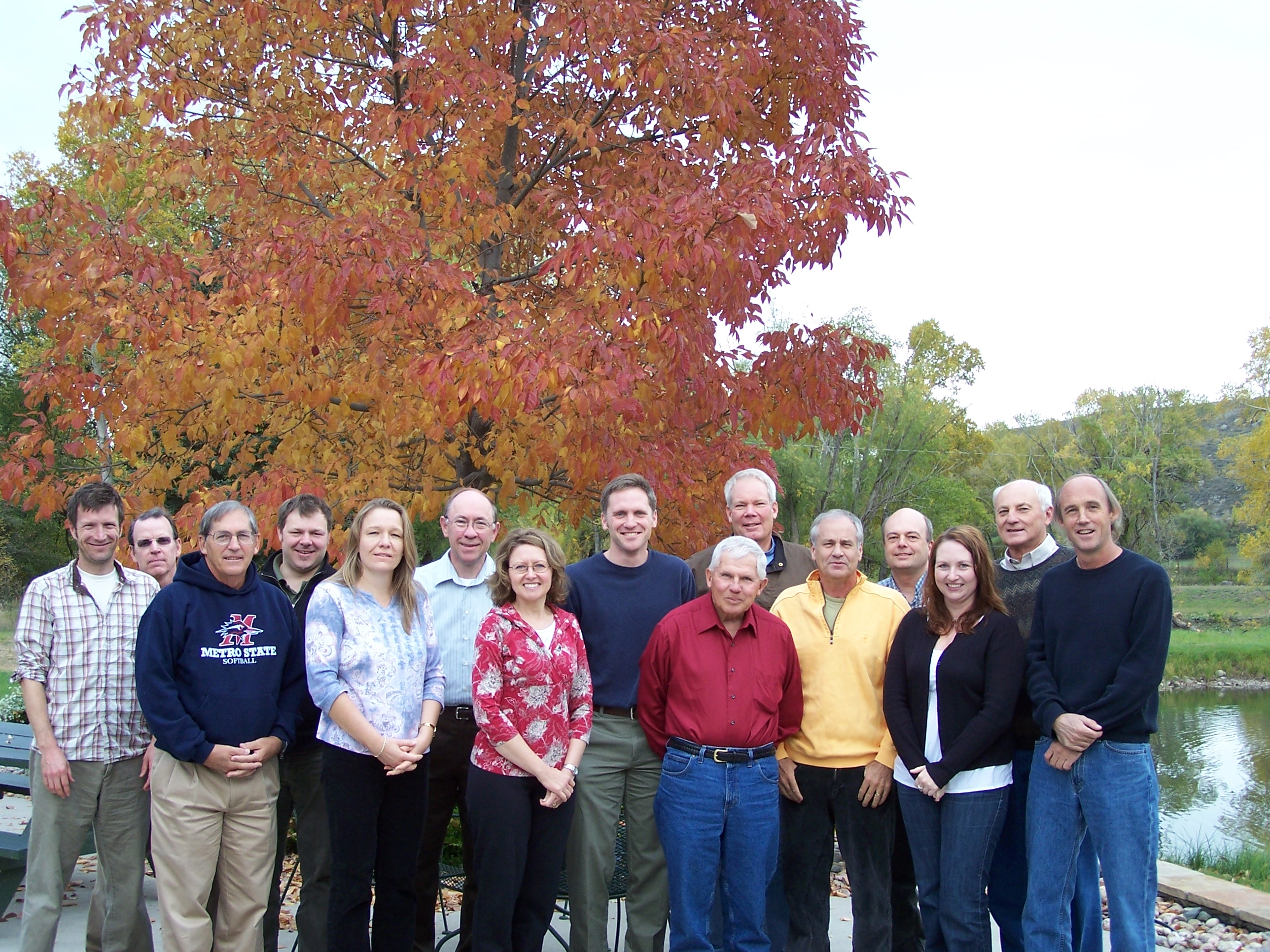 Faculty and Emeritus 2008